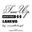 Tune-up mix LANEVO ランエボ ステッカー ランサーエボリュー...