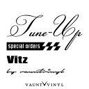 Tune-up mix Vitz ヴィッツ ステッカー ヴィッツ 130系 90 nc...