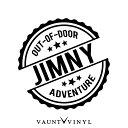 OUT OF DOOR JIMNY ジムニー カッティング ステッカー ジムニ...