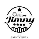 OUT DOOR Jimny ジムニー カッティング ステッカー ジムニー ...
