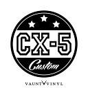 CX-5 CUSTOM カッティング ステッカー cx-3 cx-5 cx-7 cx3 cx...