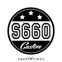 s660 CUSTOM カッティング ステッカー S660 マフラー シート...