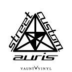 auris Street Custom カッティング ステッカー オーリス アクセサリー トヨタ パーツ / ステッカー 車 シール デカール / USDM JDM スタンス ヘラフラ キャナビート ヘラフラッシュ カスタム アメ車 アメリカン / 10P05Aug17