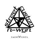 N-WGN Street Custom カッティング ステッ...