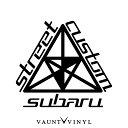 Subaru Street Custom カッティング ステ...