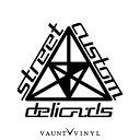 Delica D:5 Street Custom カッティング ステッカー デリカD5...