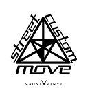 Move Street Custom カッティング ステッカー sports コンテ ...