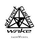 Wake Street Custom カッティング ステッカー ウェイク パー...