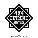 4x4 EXTREME ハスラー カッティング ステッカー ハスラー jス...