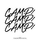 CAMP! カッティング ステッカー キャンプ リフトアップ 車中...