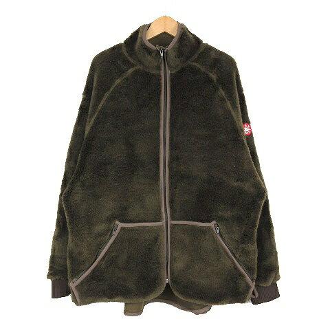 メンズファッション, コート・ジャケット  C.E CAVEMPT FURRY FLEECE LIGHT JACKET L B165 200312