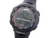 スント SUUNTO 腕時計 VECTOR ベクター デジタル 黒 ブラック オレンジ メンズ メンズ 【中古】【ベクトル 古着】 170701 ベクトル マークスラッシュ