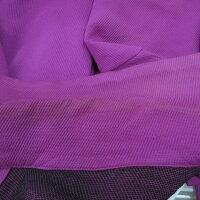【中古】03awヨウジヤマモトノアールYOHJIYAMAMOTONOIRベルトピーコートジャケットブルゾンナイロンストレッチオールド3ピンク紫レディース◆12レディース【ベクトル古着】200109ベクトルマークスラッシュ