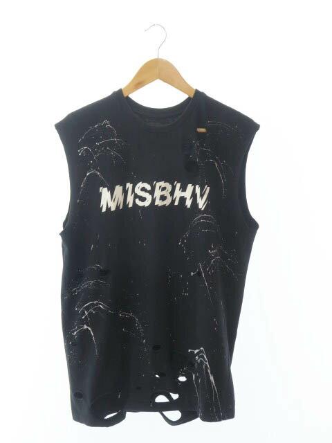 トップス, Tシャツ・カットソー  MISBHV SINEAD SLEEVELESS TEE T S 190604 0034