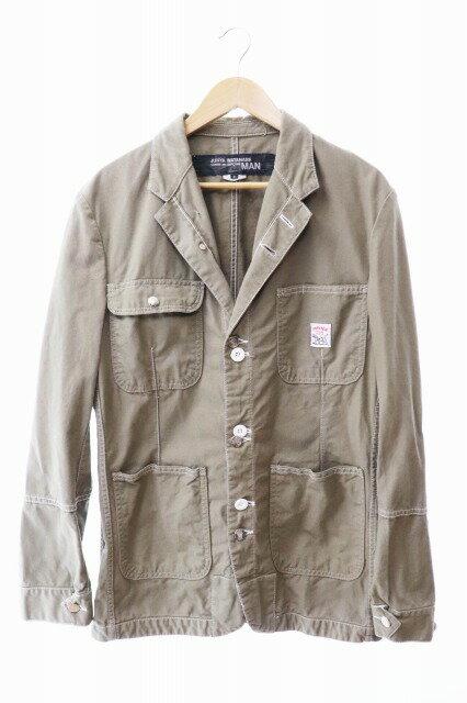 メンズファッション, コート・ジャケット  JUNYA WATANABE MAN COMME des GARSONS POINTER 2005 coverall AD2005 WQ-J021 S 190629 0050