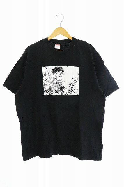 トップス, Tシャツ・カットソー  SUPREME AKIRA 17AW Arm Tee T XL AA200123 0170