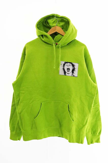 トップス, パーカー  SUPREME AKIRA 17AW Patches Hooded Sweatshirt XL AA200123 0260 200123