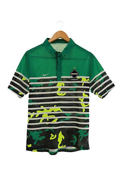 トップス, ポロシャツ  F.C.Real Bristol FCRB 14SS DRI-FIT GAME SHIRT 640466-370 S 200907 0020