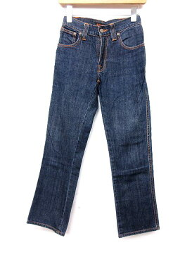 ヌーディージーンズ nudie jeans LOW SLIM JIM デニム パンツ 28 インディゴ ※SK 171022 メンズ 【中古】【ベクトル 古着】 171022 ブランド古着ベクトルプレミアム店