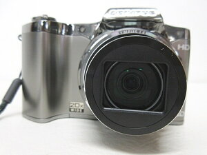 オリンパスOLYMPUSSZ-11コンパクトデジタルカメラ1400万画素光学20倍シルバー0320IBSM【中古】【ベクトル古着】170320ブランド古着ベクトルプレミアム店