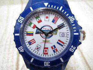 未使用品 世界野球プレミア12 WBSC PREMIER12 開幕戦 日本×韓国 札幌ドーム S席記念品 腕時計 ...