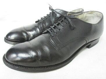 オールデン ALDEN 5379 ビジネスシューズ レースアップ 革靴 カーフ モディファイドラスト 黒 ブラック 9 約27.5cm 0629 メンズ 【中古】【ベクトル 古着】 180629 ブランド古着ベクトルプレミアム店