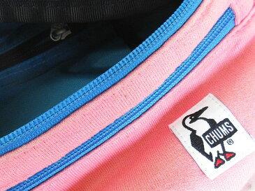 チャムス CHUMS ウエスト ボディバッグ 鞄 ロゴ ピンク メンズ レディース 【中古】【ベクトル 古着】 181122 ブランド古着ベクトルプレミアム店