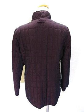 SANYO COAT 中綿 キルティング ジャケット 紫 パープル 11 レディース 【中古】【ベクトル 古着】 180801 ベクトル店