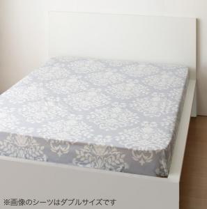 掛け布団カバー 布団カバーセット エレガントモダンデザインカバーリング ベッド用ボックスシーツ セミダブル