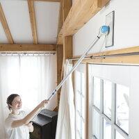 """【日本初上陸】床、窓、天井、お風呂までこれ1本で快適お掃除""""デュオップ"""""""