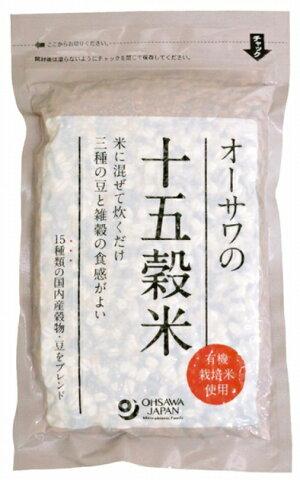 オーサワオーサワの十五穀米(国内産) 300g 2袋
