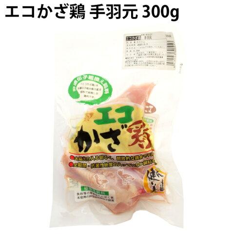 千葉産直サービス エコかざ鶏 手羽元 300g 3パック