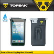 【TOPEAK】トピーク SmartPhone DryBag(for iPhone6) スマートフォンドライバッグ(iPhone6用) ブラック【防水仕様】【BAG31700】【4712511835687】