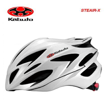 【予約受付中】【送料無料】OGKKABUTOオージーケーカブトHELMETヘルメットSTEAIR-XステアーX【JCF公認】ホワイト(XXL/XXXLサイズ)【4966094546496】