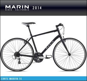 【自転車安全整備士による完全組立・調整・梱包】クロスバイク 2014年モデル MARIN マリーン CO...