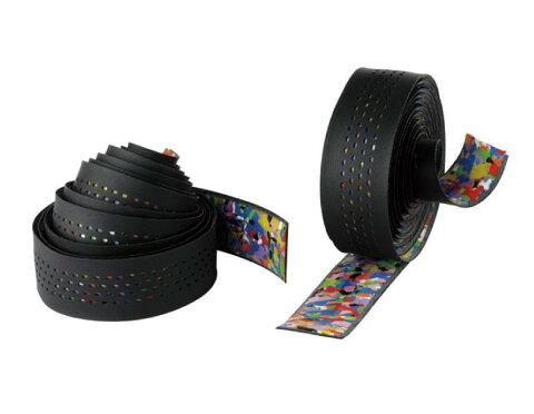 (cinelli) チネリ BAR TAPE バーテープ Caleido Ribbon カレイドリボン ブラック (NMMCCLD)