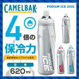 【CAMELBAK】キャメルバック ボトル PODIUM ICE ポディウムアイス 620ml