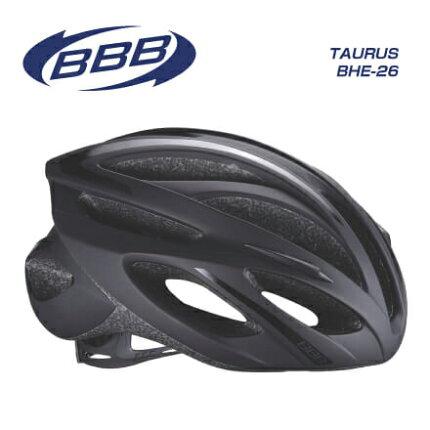 【送料無料】【BBB】HELMETヘルメットTAURUSBHE-26トーラスBHE-26ブラックM【154861】L【154862】