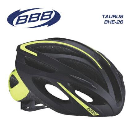 【送料無料】【BBB】HELMETヘルメットTAURUSBHE-26トーラスBHE-26ブラックライムM【154867】L【154868】