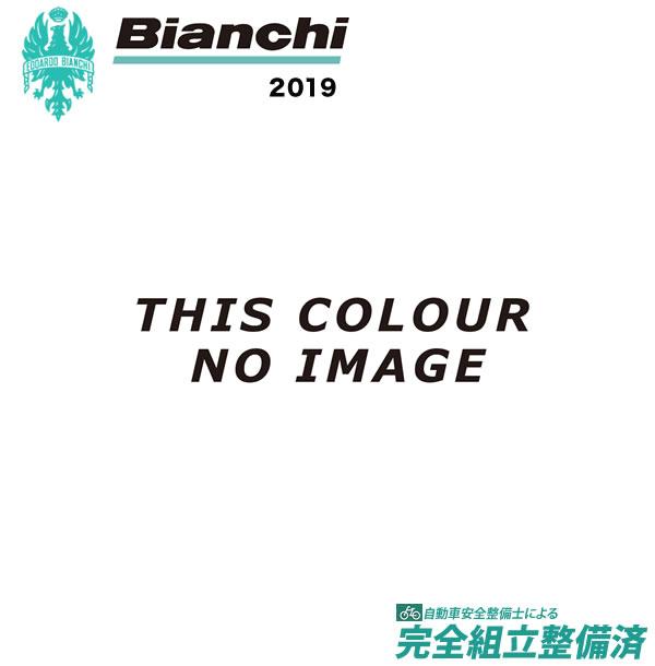 小径車 2019年 BIANCHI ビアンキ MINIVELO7 ミニベロ7 Bla...