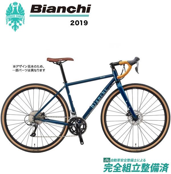 ロードバイク 2019年 BIANCHI ビアンキ ORSO オルソ Navy Bu...
