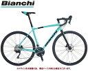 グラベルロードバイク 2021 BIANCHI ビアンキ VIA NIRONE 7 ALL ROAD SHIMANO GRX400 ビア ニローネ7 オールロード CK16(5K) 2×10SP DI
