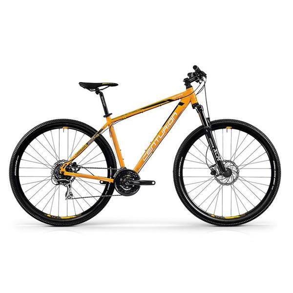 (送料無料)(特典付)マウンテンバイク 2018年モデル CENTURION センチュリオン BACKFIRE COMP 50.29 バックファイヤー コンプ 50.29 オレンジ・ブラック
