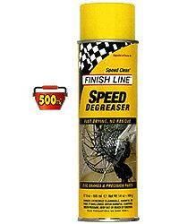 【ケミカル用品】 FINISH LINE スピードクリーン 500ml