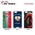【予約受付中】【DE ROSA】デローザ iPhone CASE アイフォンケース 6/6s/7専用