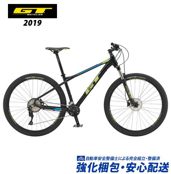 (特典付)マウンテンバイク 2019 GT AVALANCHE ELITE アバラン...