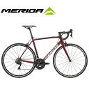 (選べる特典付)ロードバイク 2020 MERIDA メリダ SCULTURA 700 スクルトゥーラ700 グロッシーレッド(ER33) SHIMANO 105 2×11SP 700C アルミ