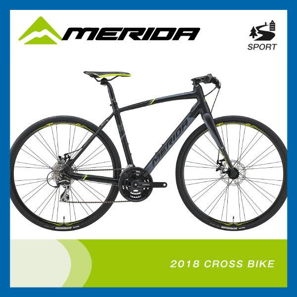 (特典付)クロスバイク 2018年モデル MERIDA メリダ GRAN SPEED...