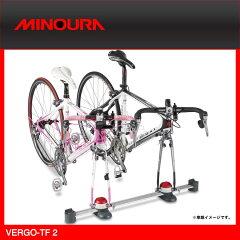 【送料無料】【MINOURA】ミノウラ カーキャリア VERGO-TF2 バーゴTF2 2台用 サイクルキャリア ...