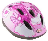 BELLZOOM(ベルズーム)ピンクレインボーアニマルM/L(52〜56cm)796814キッズ・子供用ヘルメット【クレジットOK!セール期間限定】